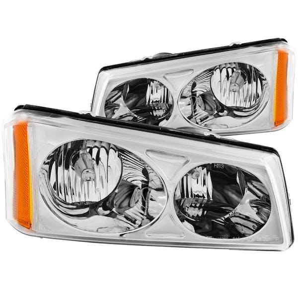 AnzoUSA 111010 Crystal Headlights