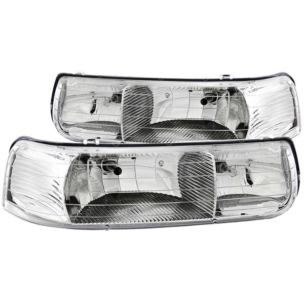AnzoUSA 111011 Crystal Headlights