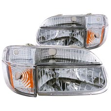 AnzoUSA 111040 Crystal Headlights