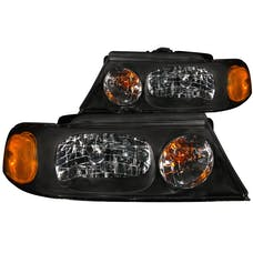 AnzoUSA 111046 Crystal Headlights