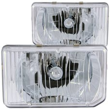 AnzoUSA 111050 Crystal Headlights
