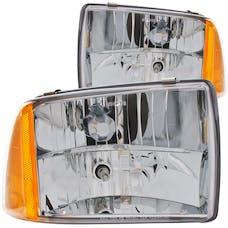 AnzoUSA 111078 Crystal Headlights
