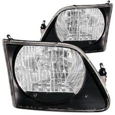 AnzoUSA 111083 Crystal Headlights