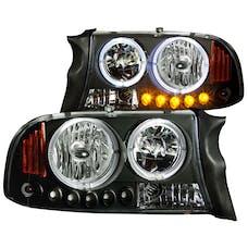 AnzoUSA 111085 Crystal Headlights