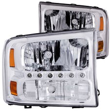 AnzoUSA 111088 Crystal Headlights