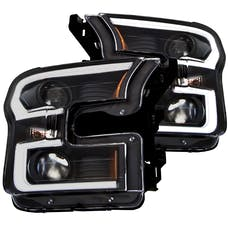 AnzoUSA 111347 Projector Headlights
