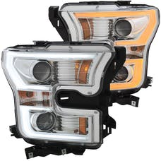 AnzoUSA 111358 Projector Headlights