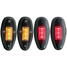 AnzoUSA 861080 LED Fender Lights