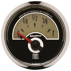 "AutoMeter Products 1117 2-1/16"" Fuel Level, 240-33 SSE"
