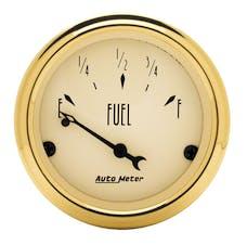AutoMeter Products 1504 Fuel Level Gauge 0 E/90 F