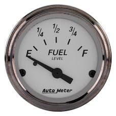 AutoMeter Products 1905 Fuel Level Gauge  73 E/8-12 F