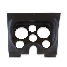 AutoMeter Products 2130 Direct Fit Replacement Gauge Panel, Black Finish
