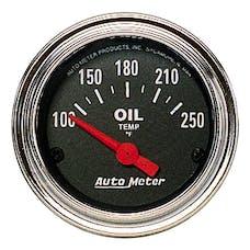 AutoMeter Products 2542 Oil Temp Gauge 100-250 F