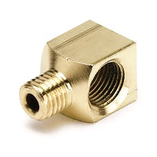 AutoMeter Products 3272 Right Angle Fitting