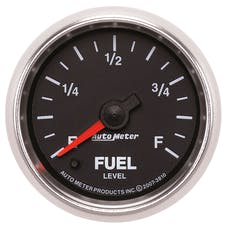 AutoMeter Products 3810 2-1/16in Fuel Level  Universal Stepper  GS