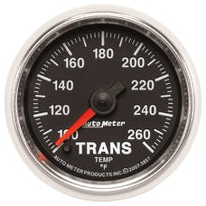 AutoMeter Products 3857 2-1/16in Trans Temp 100- 260 F  FSE  GS