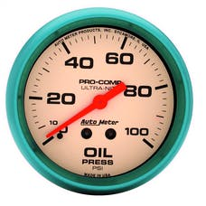 AutoMeter Products 4521 Oil Press  0-100 PSI