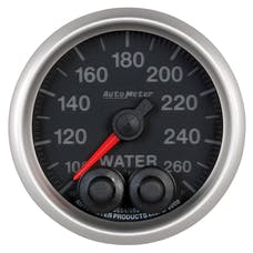 AutoMeter Products 5654 2-1/16in, Water Temp, 100-260F, Elite