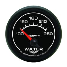 AutoMeter Products 5937 2-1/16in Water Temp 100- 250 F  Short Sweep  Electric
