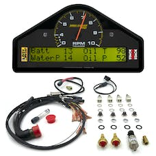 AutoMeter Products 6014 Race Dash Display Pro Comp