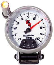 AutoMeter Products 7290 Tach Mini-Monster 10 000 Rpm