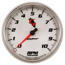 AutoMeter Products 7298 5in Tach, 10,000 Rpm, In- Dash  Nv