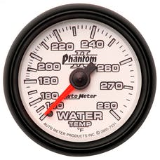 AutoMeter Products 7531 Water Temp 140-280  (FS)