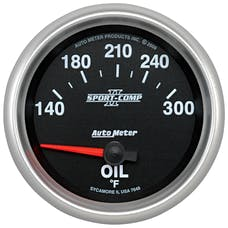 AutoMeter Products 7648 2-5/8in Oil Temp, 140- 300F, SSE