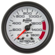 AutoMeter Products 7874 2-5/8in Nitrous, 0-1600 PSI, FSE