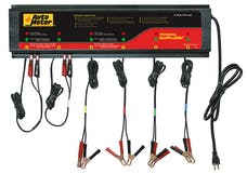 AutoMeter Products BUSPRO-600S Heavy Duty Battery Charger