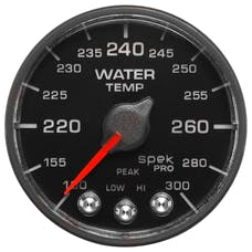 AutoMeter Products P546328-N2 2in. WTEMP 100-300`F BFB ECU SPEK NL