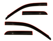AVS 994003 Ventvisor Low Profile Deflector 4 pc.