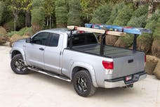 BAK Industries 72409TBT BAKFlip CS-F1 Hard Folding Truck Bed Cover/Integrated Rack System