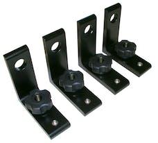 BAK Industries FGAT954-1 CS Rack Accessory - LOAD STOPS - Set of 4 (FGAT954-1) (311A0002)