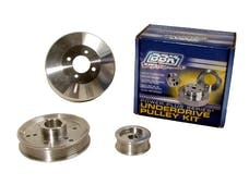 BBK Performance Parts 1555 Power-Plus Series Underdrive Pulley System