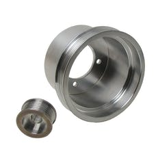 BBK Performance Parts 1619 Power-Plus Series Underdrive Pulley System