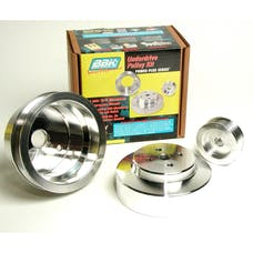 BBK Performance Parts 1620 Power-Plus Series Underdrive Pulley System