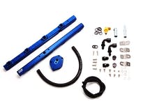 BBK Performance Parts 5015 High-Flow Billet Aluminum Fuel Rail Kit