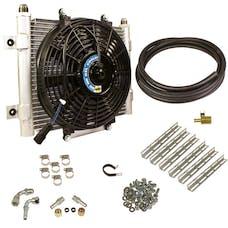 BD Diesel Performance 1030606-1/2 Xtruded Trans Oil Cooler-1/2 inch Cooler Lines