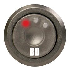 BD Diesel Performance 1057705 Throttle Sensitivity Booster Push Button Switch Kit