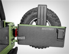 BedRug BTCJTG Jeep Tailgate BedTred