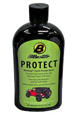 Bestop 11217-00 Protectant for Black Twill Fabric One 16-oz. bottle (boxed)