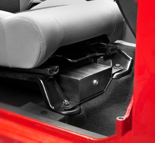 Bestop 42642-01 Underseat Lock Box