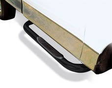 """Big Country Truck Accessories 370021 3"""" Round Classic Side Bars"""