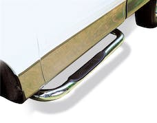 """Big Country Truck Accessories 370113 3"""" Round Classic Side Bars"""