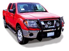 Big Country Truck Accessories 501545 BIG COUNTRY Euroguard. Grill/brush guard. Brackets included. Black powder coat