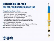 Bilstein 24-239462 B6 4600-Shock Absorber