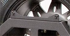 Body Armor 5128 Hi-Lift Adapter Kit for Swing arm PN 5293/5294 (3 pcs)