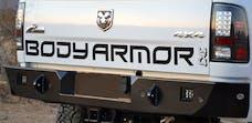 Body Armor DG-2962 Rear bumper