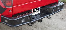 Body Armor DSF-2961 Desert Series rear bumper without LED lights